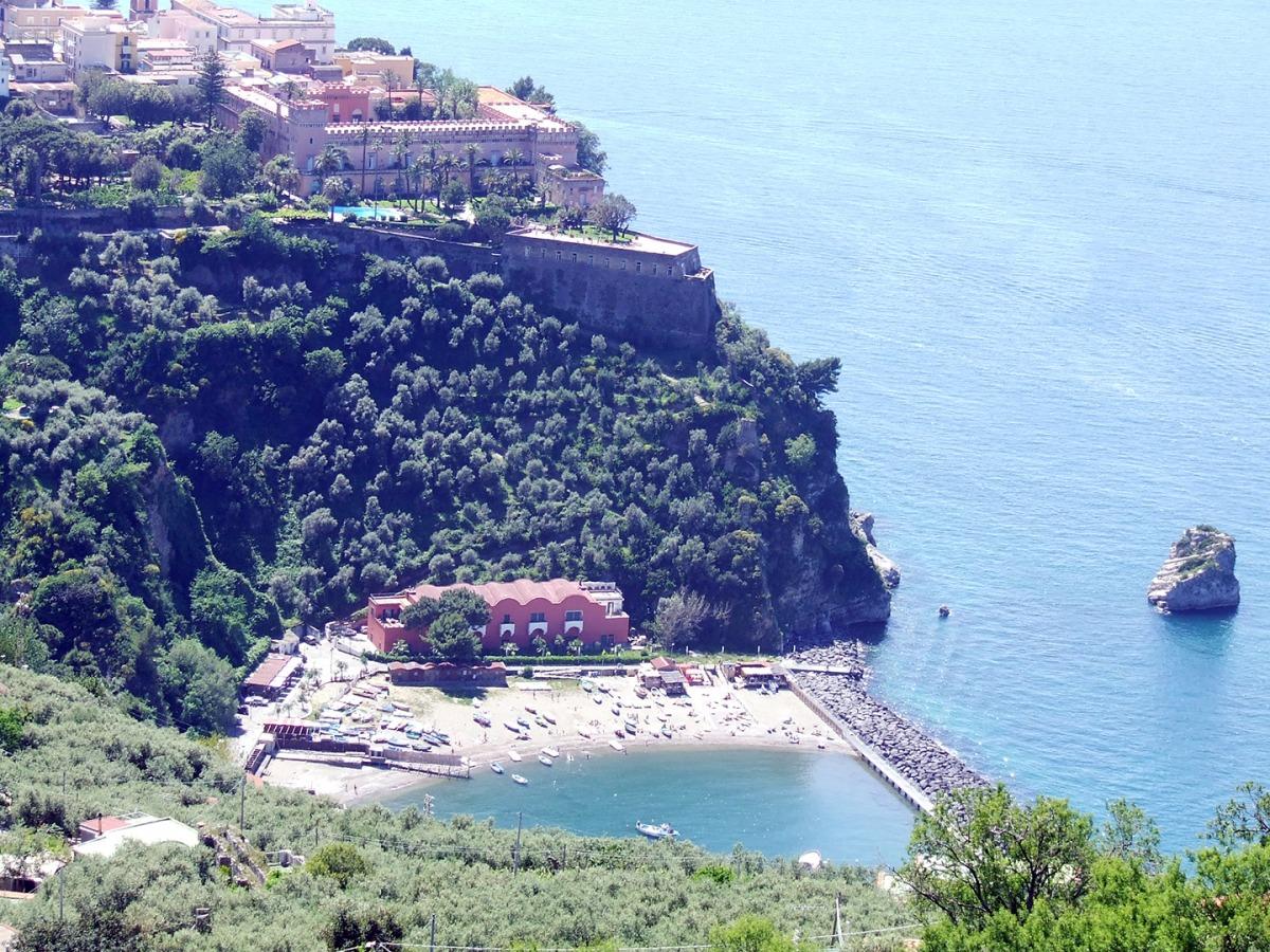 Hotel Oriente Napoli Vico Equense